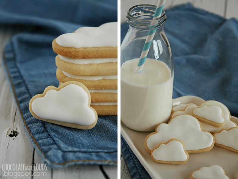 Cloud Sugar Cookies Rezept