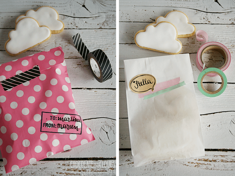Quick Gift Bag Idea