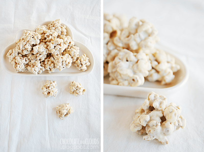 white chocolate clouds recipe