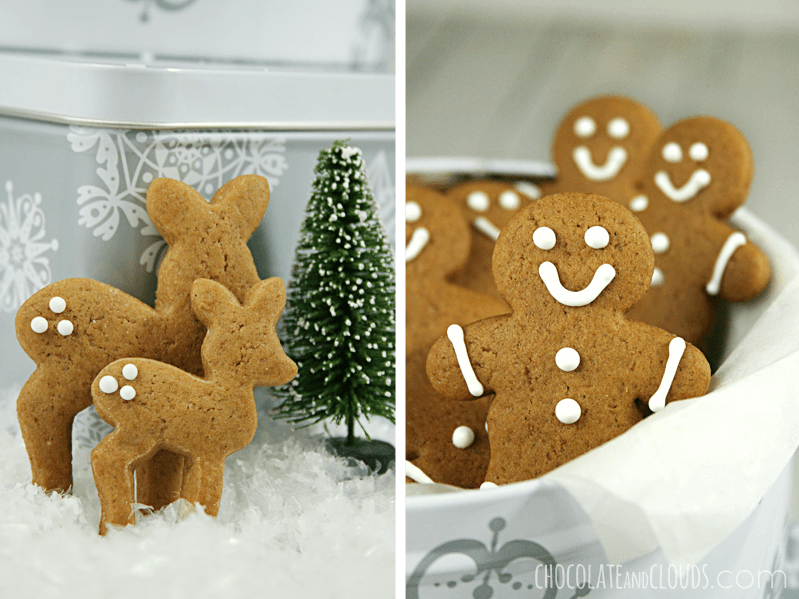 gingerbread bambis rezept